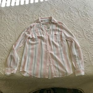 NY&Co Button Down Shirt, New with Tags!